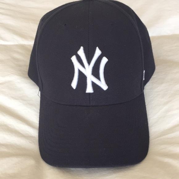 bce2588c195 New York Yankees  47 MLB Navy MVP cap
